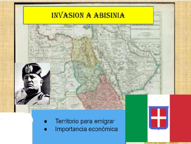 Conquista de Abisinia