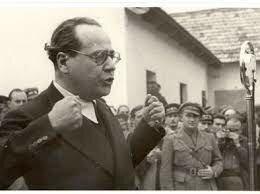 Juan Negrín nuevo presidente de la República