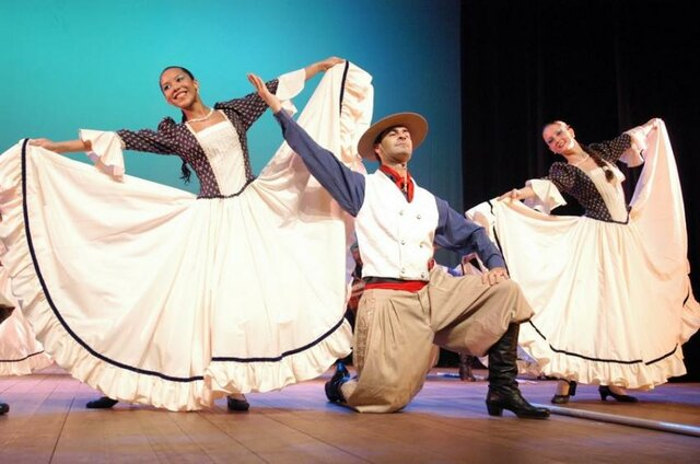 Dança Tradicionalista Chimarrita