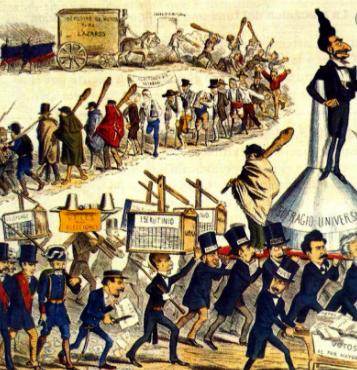 La restauració i la crisi