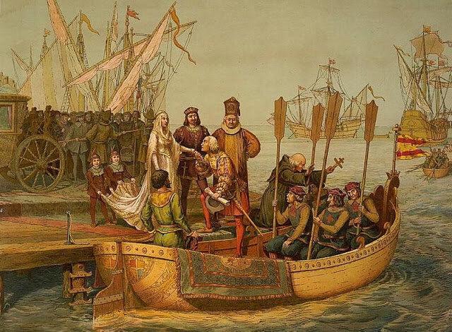 Carles i - colonització amèrica