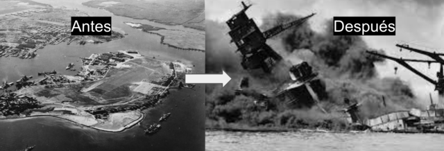 Ataque de Pearl Harbour