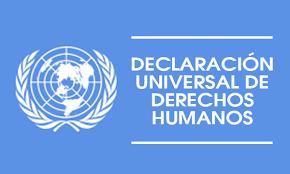 DECLARACION DE LOS DERECHOS HUMANOS 1948
