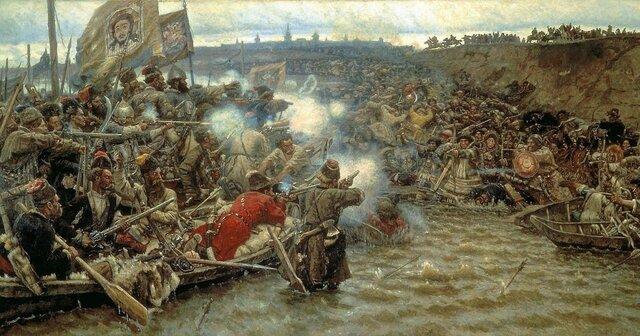 Gran Guerra del Norte contra Suecia. Fundación de San Petersburgo.