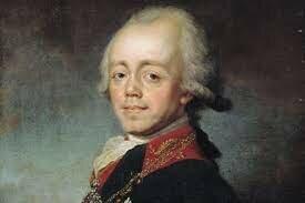 El 22 de Marzo se da un golpe de estado contra Pablo I orquestado por varios generales imperiales junto a sectores de la nobleza apoyados por la iglesia ortodoxa rusa. el golpe logra deponer el Zar quien es enviado a prisión.