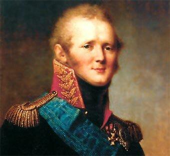 Su hijo Alejandro sube al trono como Alejandro I de Rusia, es coronado el 24 de mayo de ese año.
