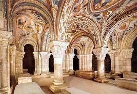 Románico: Pintura. San Isidoro de León