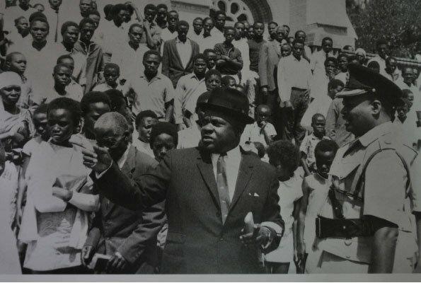 Independencia de Uganda