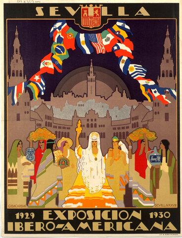 Exposición Universal de Sevilla. 1929