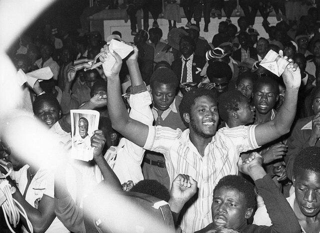 Independencia de Rhodesia del Sur