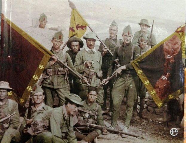 Creación de la Legión.