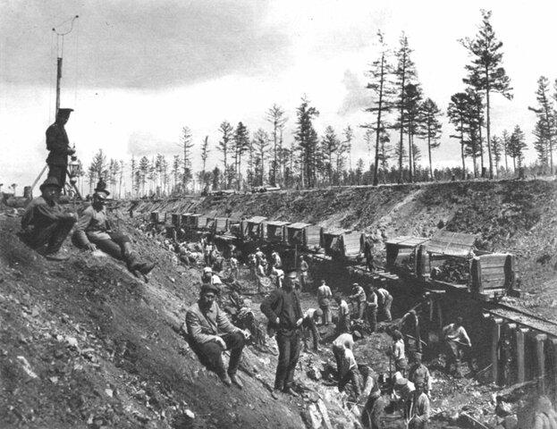 Empieza la reconstrucción del gran ferrocarril transiberiano que conectara Rusia de este a oeste