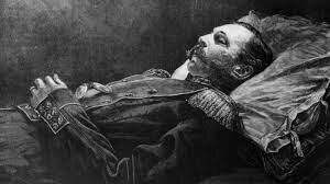 Muerte del Zar Alejandro II