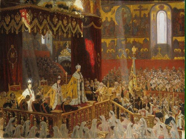 Nicolas es coronado el 4 de Enero de ese año como Nicolas II de Rusia, Rusia inicia el siglo XX como un país en proceso de industrializacion, con una economia liberalizada y un parlamento (duma) que es electa popularmente cada 6 años.