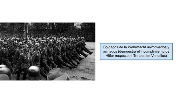 Creación de la Wehrmacht