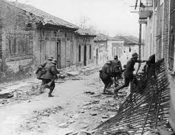 Inicio de la Batalla de Madrid
