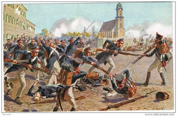 Battle of Leipzig - Days 2, and 3