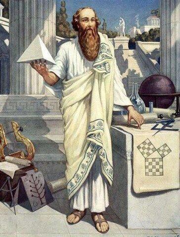 Pitágoras (580-510 a.C.)