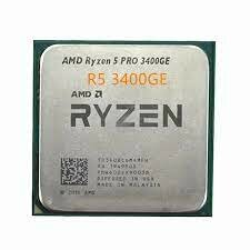 AMD Ryzen 5 PRO 3400
