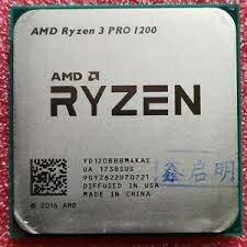 AMD Ryzen™ 3 PRO 1200