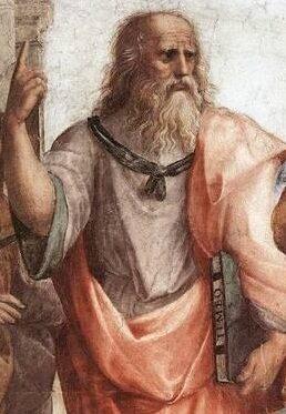 Platón (428-348 a. C.) - Seguidor de Sócrates y maestro de Aristóteles.