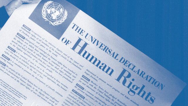 Creación de la Declaración Universal de los de los Derechos Humanos