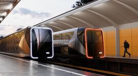 Развитие железнодорожного транспорта timeline