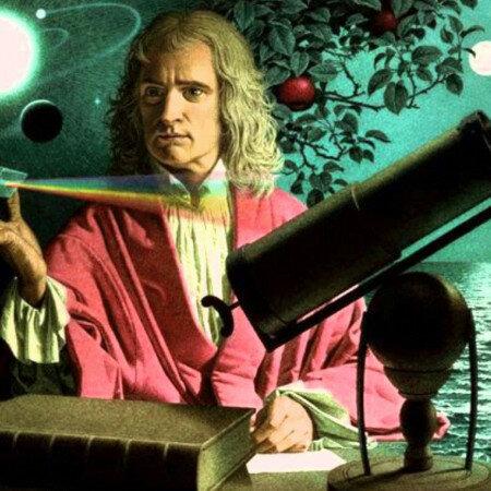 Newton Isaac (1643-1727)