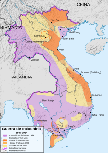 Invasión de la Indochina francesa