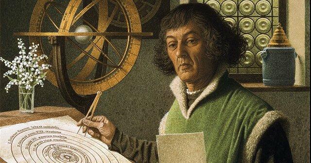Nicolás Copérnico (1473-1543)_Revolución Copernicana