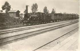 Серьезное строительство железнодорожных путей сообщения - Россия