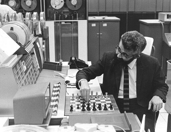First international chess match between two programs