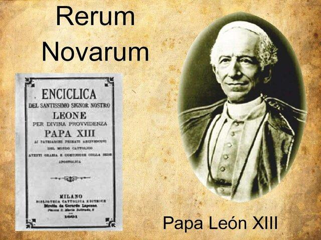 Rerum novarum