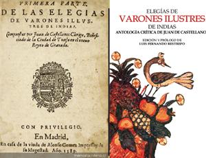 Elegías de Varones ilustres de Indias, Juan de Castellanos.