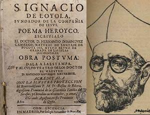 San Ignacio de Loyola: Poema heroico, Hernando Rodríguez Camargo.