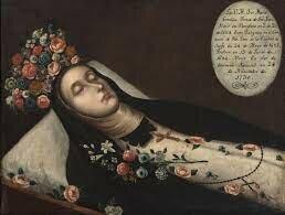Autobiografía de una monja venerable, Jerónima Nava Saavedra.