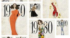 Эволюция моды timeline
