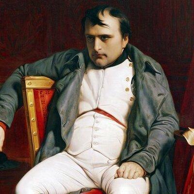"""Napóleon """"pályafutása"""" timeline"""