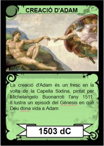 Creació d'Adam