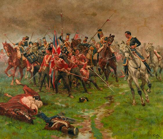 La Batalla de la Albuhera
