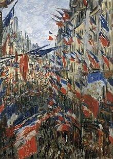 Exposició universal París (Impressionisme)