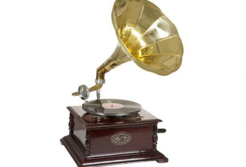Invenció Gramòfon