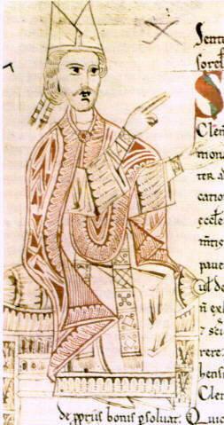 REFORMA a reforma gregoriana deriva erróneamente su nombre del Papa Gregorio VII (1073-1085), quien en realidad la llevó a cabo asegurando  la autoría  pertenecía al Papa San Gregorio Magno de quien Gregorio VII se consideraba tan sólo un continuador