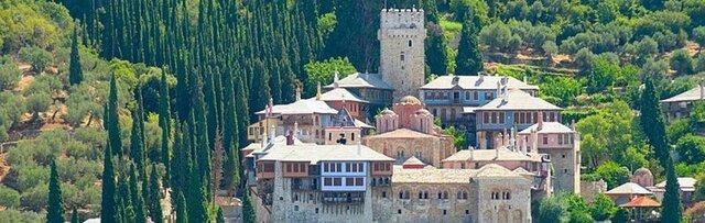 República monástica del Monte Athos