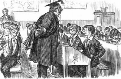 Pedagogía tradicional Siglo XVII