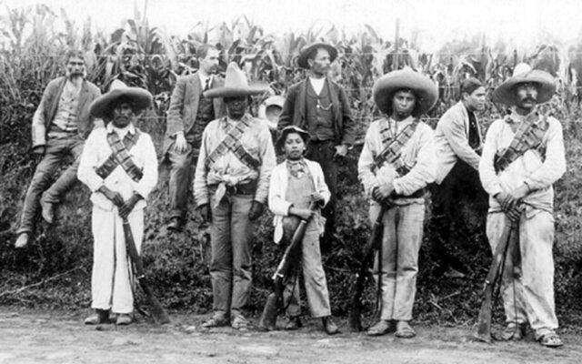 Revolució Mexicana 1910-1924