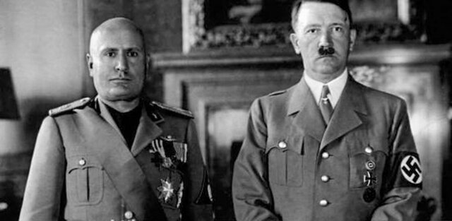 Mussolinik diktadura ezarri zuen