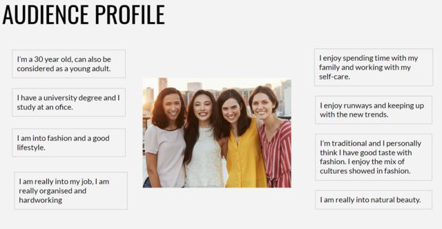 Audience profile