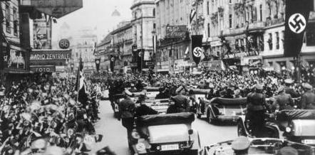 Anschluss (unió) amb Àustria