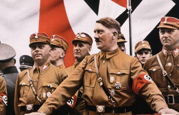 Declared war on Germany
